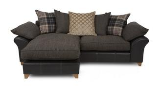 Reuben 4 Seater Pillow Back Lounger