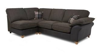 Reuben Right Arm Facing Open End Formal Back Corner Sofa