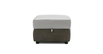 Reva Storage Footstool