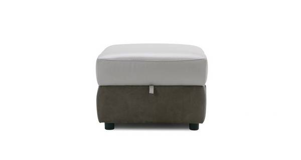 Reva Storage Footstool