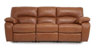 Reward 3-zits elektrische triple recliner