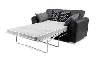 Formal Back 2 Seater Deluxe Sofa Bed
