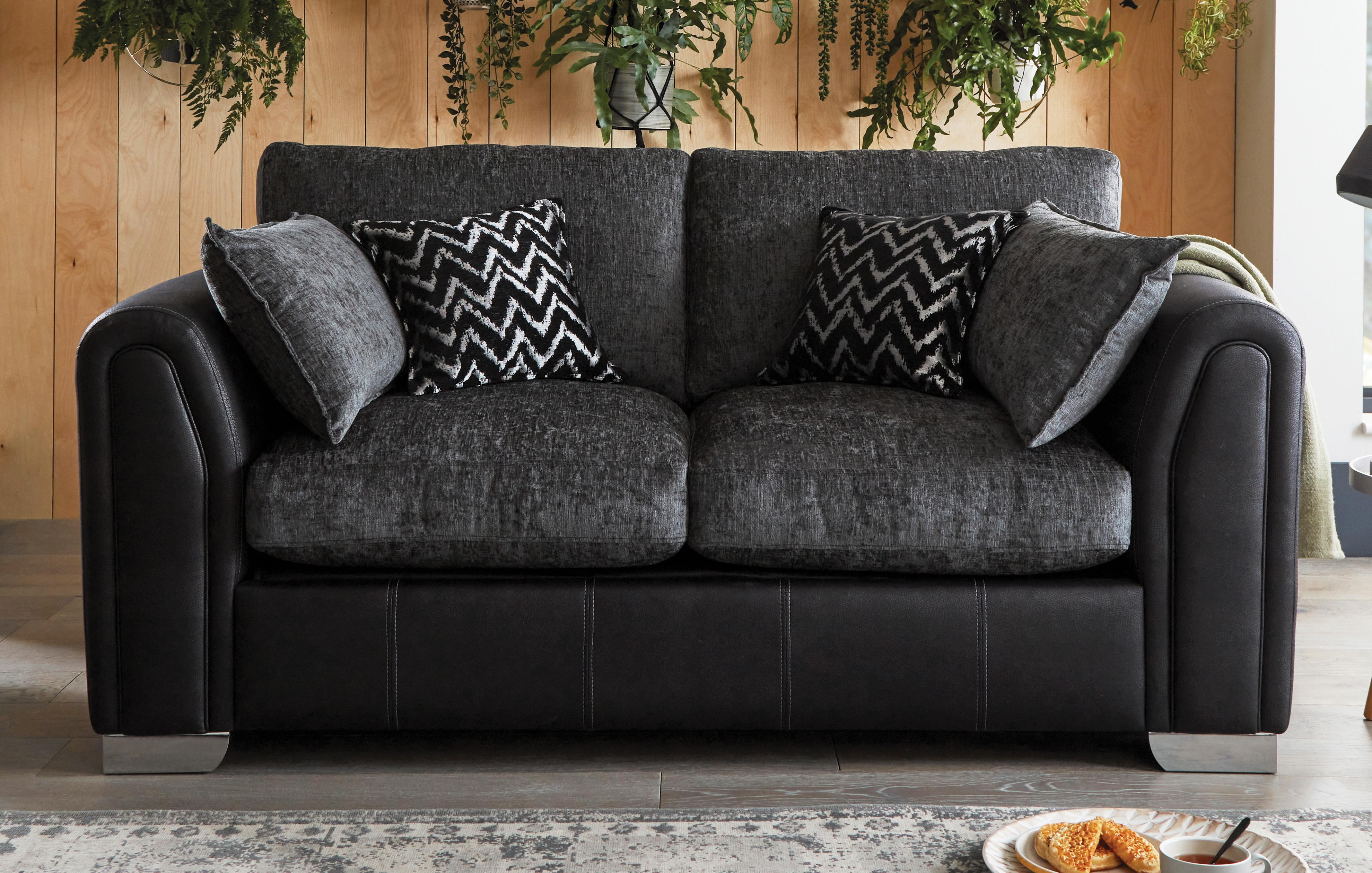 All Our Sofa Beds In Leather Fabric Styles Dfs