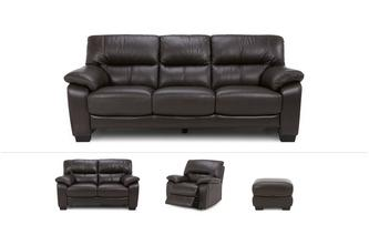 Rhythm Clearance 3 & 2 Seater Sofa, Recliner Chair & Footstool Premium