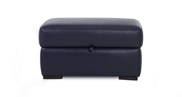 Rienzo Rectangular Storage Footstool