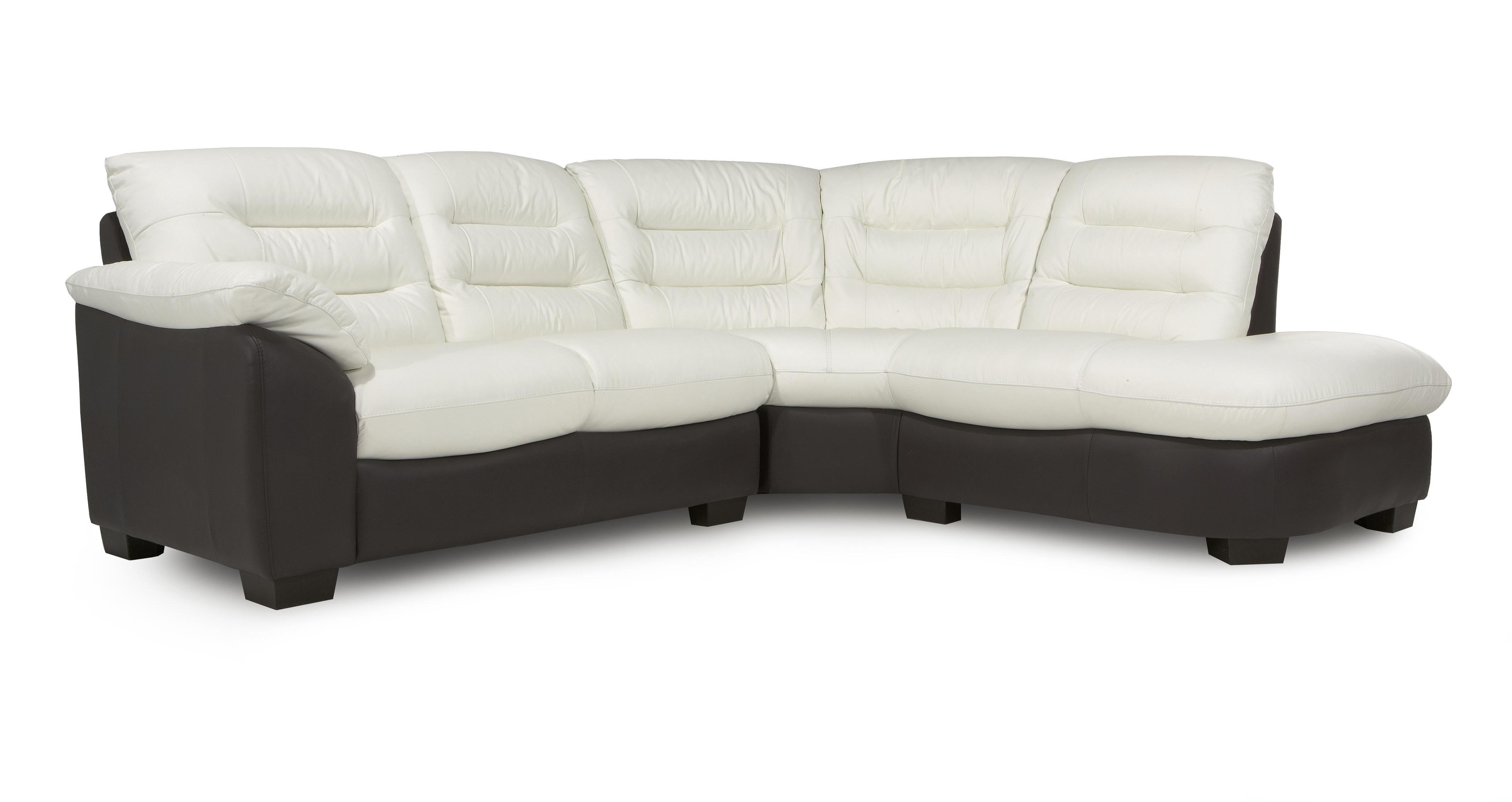 - Ripple Left Arm Facing 2 Piece Corner Sofa Essential DFS