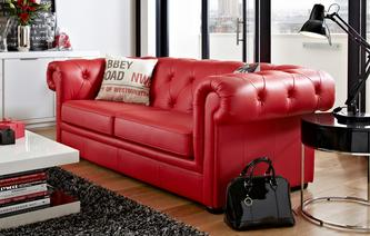 Ritz 3 Seater Sofa Bed Brooke