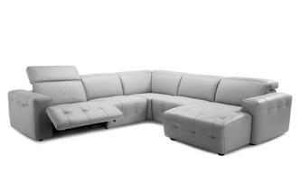 Right Hand Facing Chaise Power Sofa