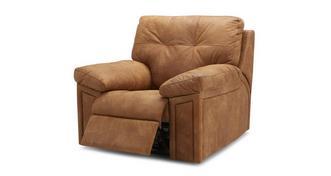 Romana Handbediende recliner stoel