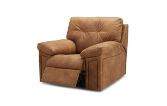 Romana Electric Recliner Chair Saddle