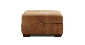 Romana Large Storage Footstool