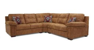 Romana 3 Piece Corner Sofa