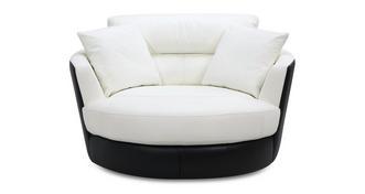 Romano Large Swivel Chair