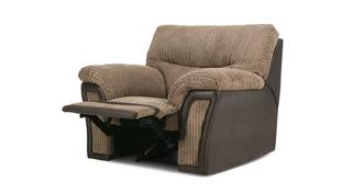 Ronnie Manual Recliner Chair
