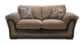 Ronnie Formal Back Large 2 Seater Sofa