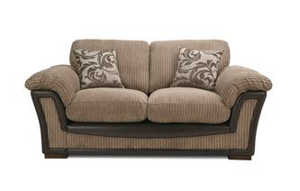 Formal Back Small 2 Seater Sofa Inception