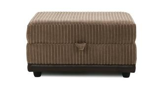 Ronnie Storage Footstool