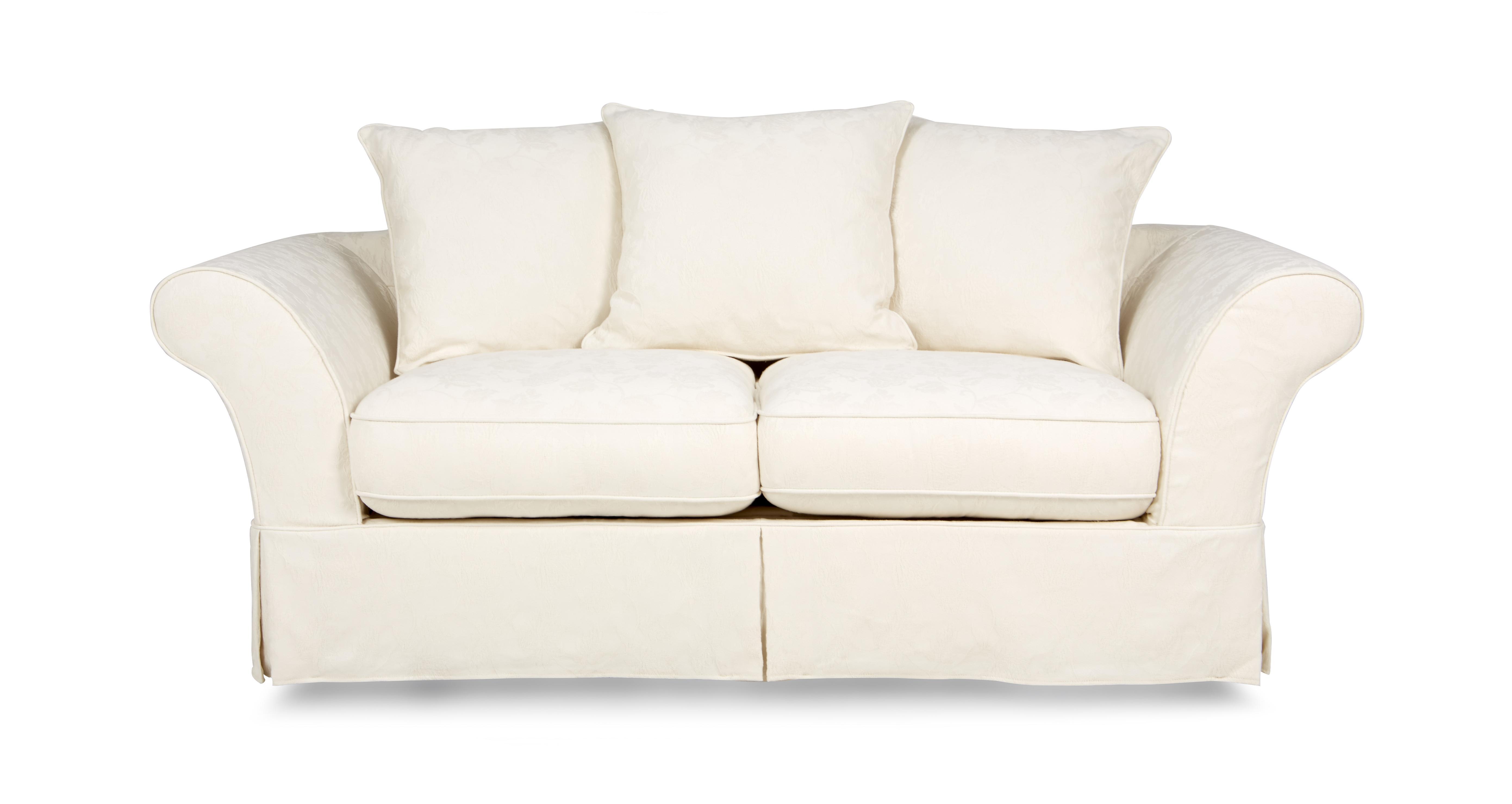 Rosa 2 Seater Pillow Back Sofa