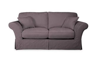 Rosa 2 Seater Formal Back Deluxe Sofabed Rosa
