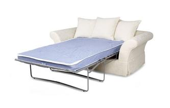 2 Seater Pillow Back Deluxe Sofabed Rosa