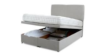 Rosy Double (4 ft 6) Ottoman Bedframe