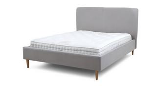 Rosy Double Bedframe