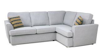 Rumi Left Hand Facing 2 Seater Corner Sofa