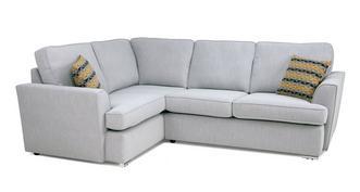 Rumi Right Hand Facing 2 Seater Corner Sofa
