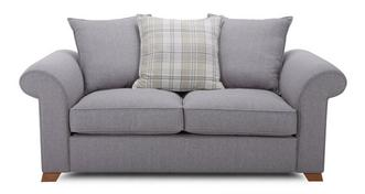 Rupert 2-zits sofa losse rugkussens