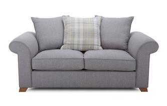 2 Seater Pillow Back Sofa Rupert