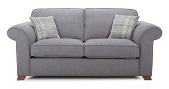 Rupert 2 Seater Formal Back Sofa Bed