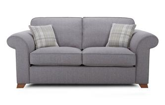 2 Seater Formal Back Sofa Bed Rupert