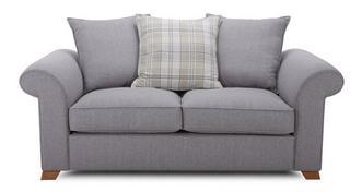 Rupert 2-zits sofabed losse rugkussens