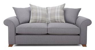 Rupert 3-zits sofabed losse rugkussens