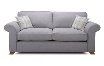 3 Seater Formal Back Deluxe Sofa Bed Rupert