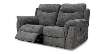 Rushton 2 Seater Manual Recliner