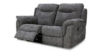 Rushton 2-zitter handbediende recliner