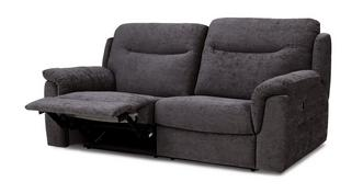 Rushton 3 Seater Manual Recliner