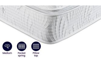Small Double Pillowtop Mattress