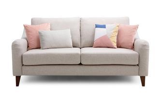 3 Seater Sofa Sadie Plain
