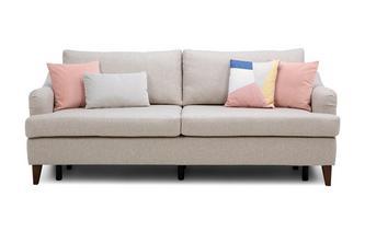 3 Seater Supreme Sofa Bed Sadie Plain