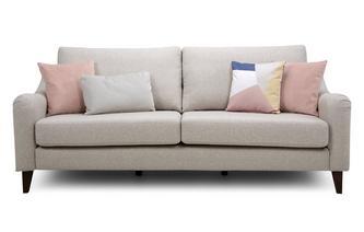 4 Seater Sofa Sadie Plain