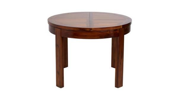 Sage Ronde uitschuifbare tafel
