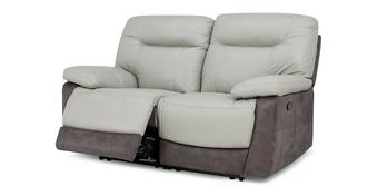 Saint 2-zitter handbediende recliner
