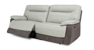 Saint 3-zitter handbediende recliner