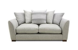 Pillow Back Small Sofa