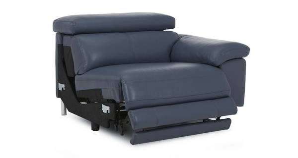 Salone Right Arm Facing 1 Seater Electric Recliner Unit