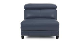 Salone No Arm Power Recliner Single Unit
