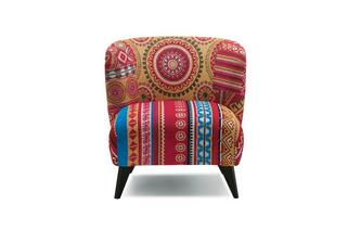 Accent Chair Salsa Fabric