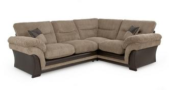 Samson Left Hand Facing 2 Seater Corner Sofa